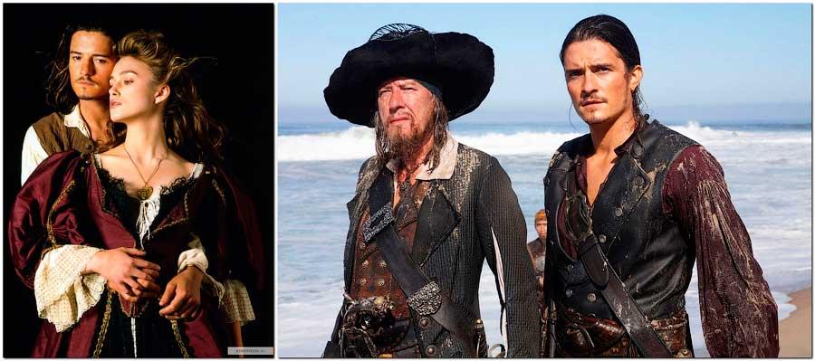 Кадр из фильма «Пираты ……... моря»
