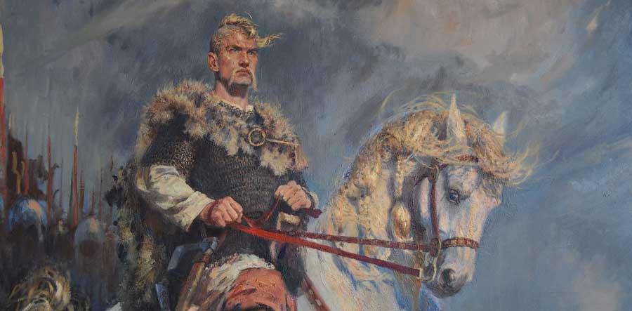 Князь Святослав Игоревич