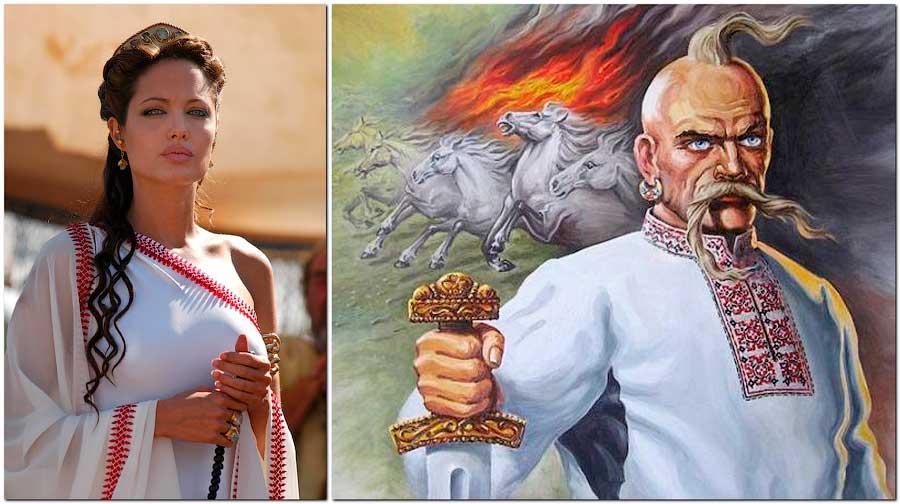 Образ императрицы в Византии и образ её современника — правителя на Руси