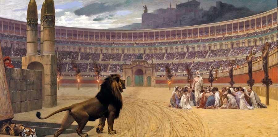 Картина художника Жана-Леона Жерома