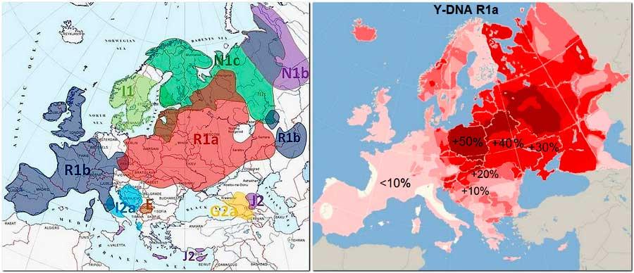 Белая Русь и Киевская Русь
