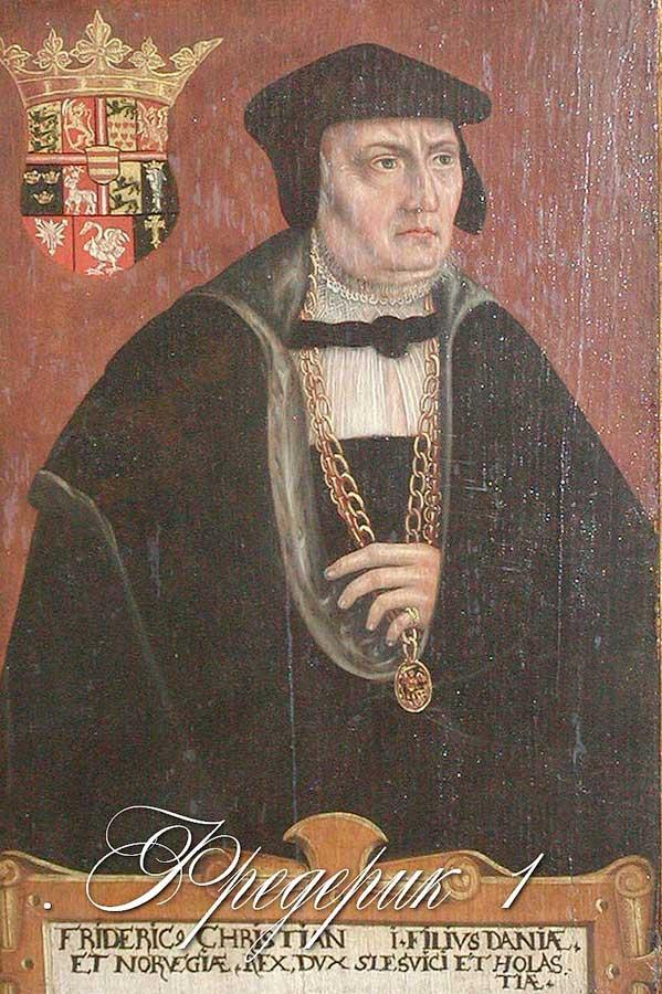 Фредерик I, Фридрих I