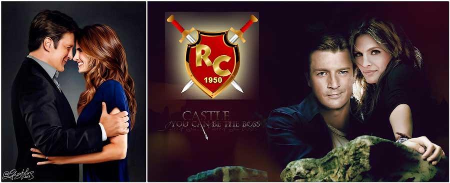 родовой герб Ричарду Каслу
