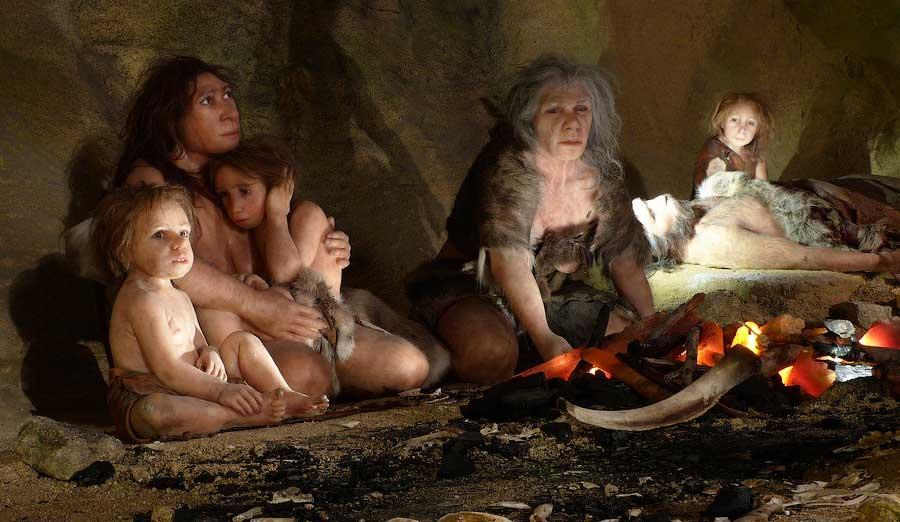 Первая семья
