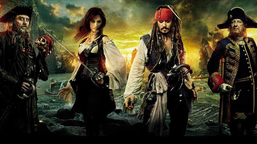 Пираты Х века