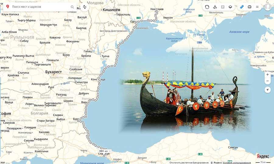 От Николаева до Стамбула