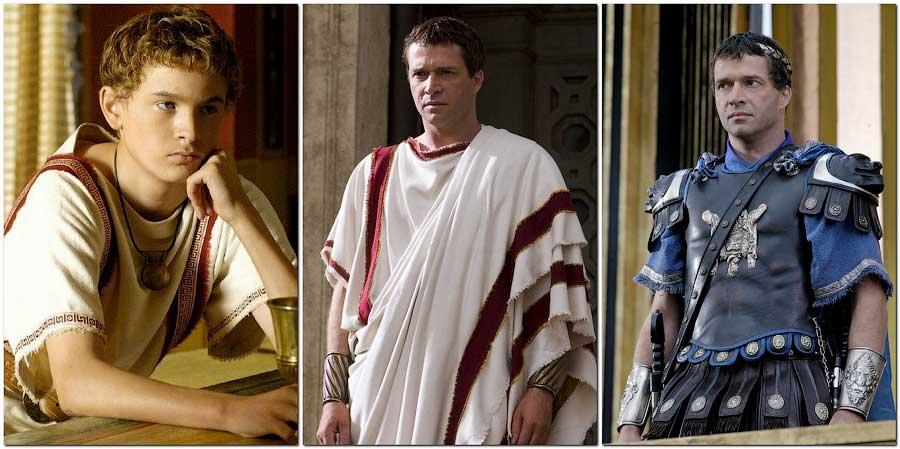 Как изобразить сына императора Василия