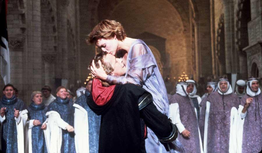 Венчание Генриха и Матильды