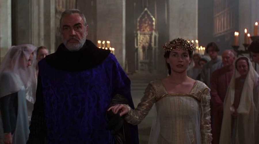 Венчание Романа и Ефанды