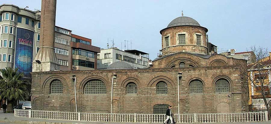 Монастырь Липса в Константинополе