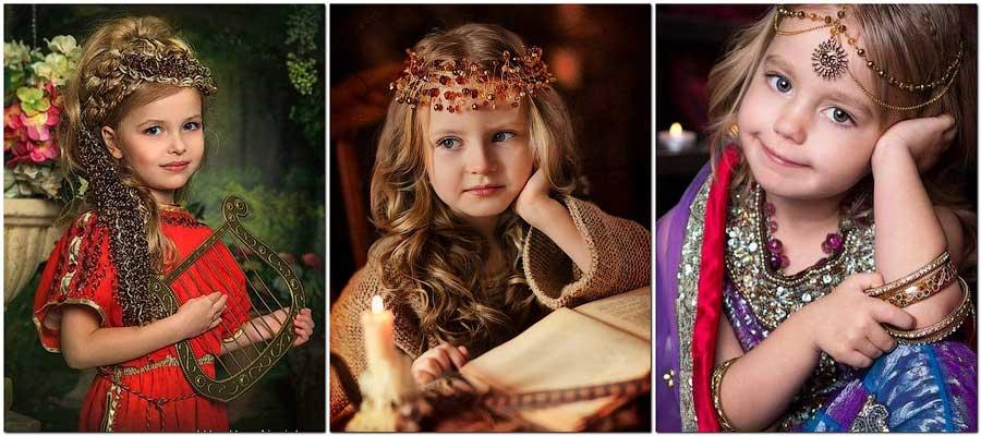 Ещё три маленькие «Багрянородные» царевны