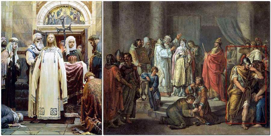 Две картины уникальной поездки в Царьград