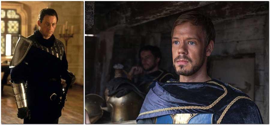 Сын Романа и внук Романа, тоже Роман