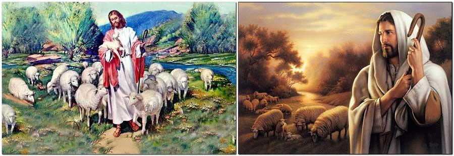Образ пастуха