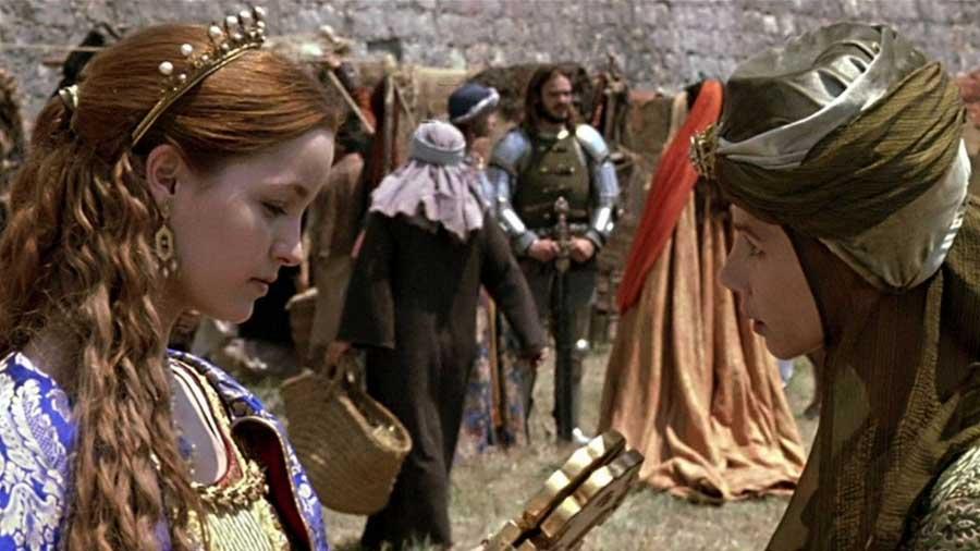 Кадр из фильма «Византийская принцесса»
