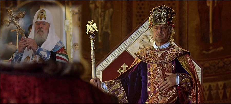 Константин Мономах венчается патриархом Алексием