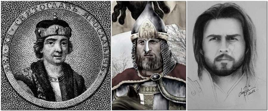 Восстановление образа князя